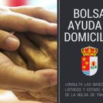 Bolsa de Auxiliar de Ayuda a Domicilio 2015-2016 (Antigua)