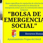 NUEVA BOLSA DE EMERGENCIA SOCIAL