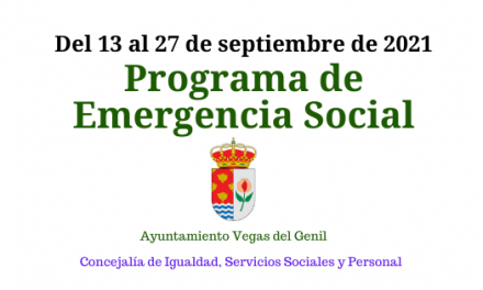 PROGRAMA DE EMERGENCIA SOCIAL
